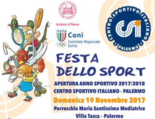 Festa dello Sport!!!!