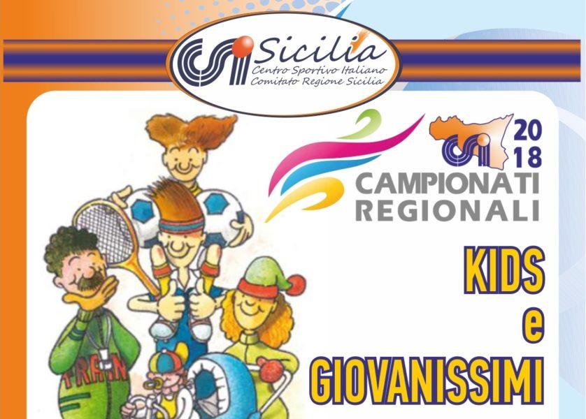 Sport&Go… Fase Regionale