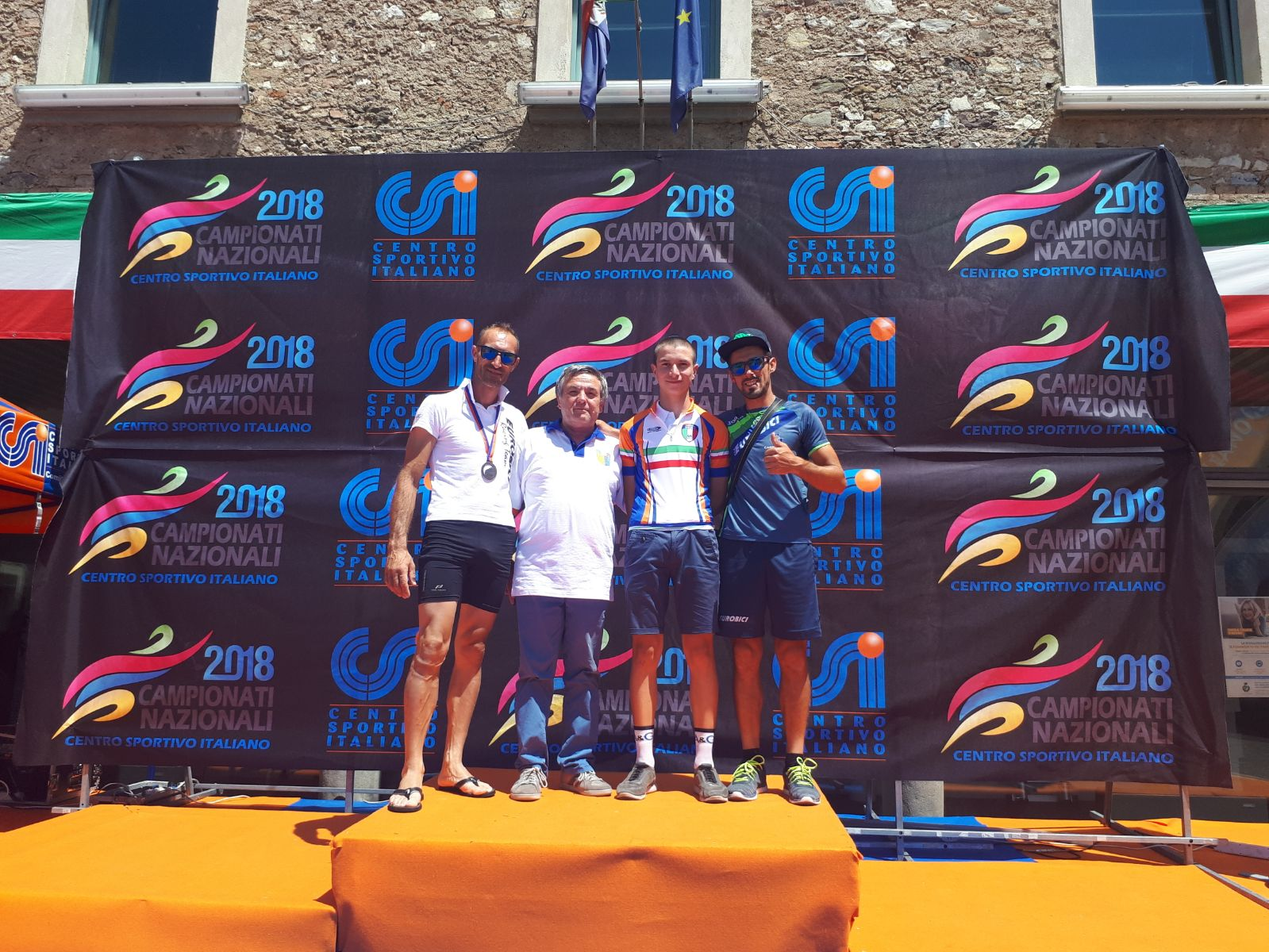 8° Campionato Nazionale CSI di Ciclismo