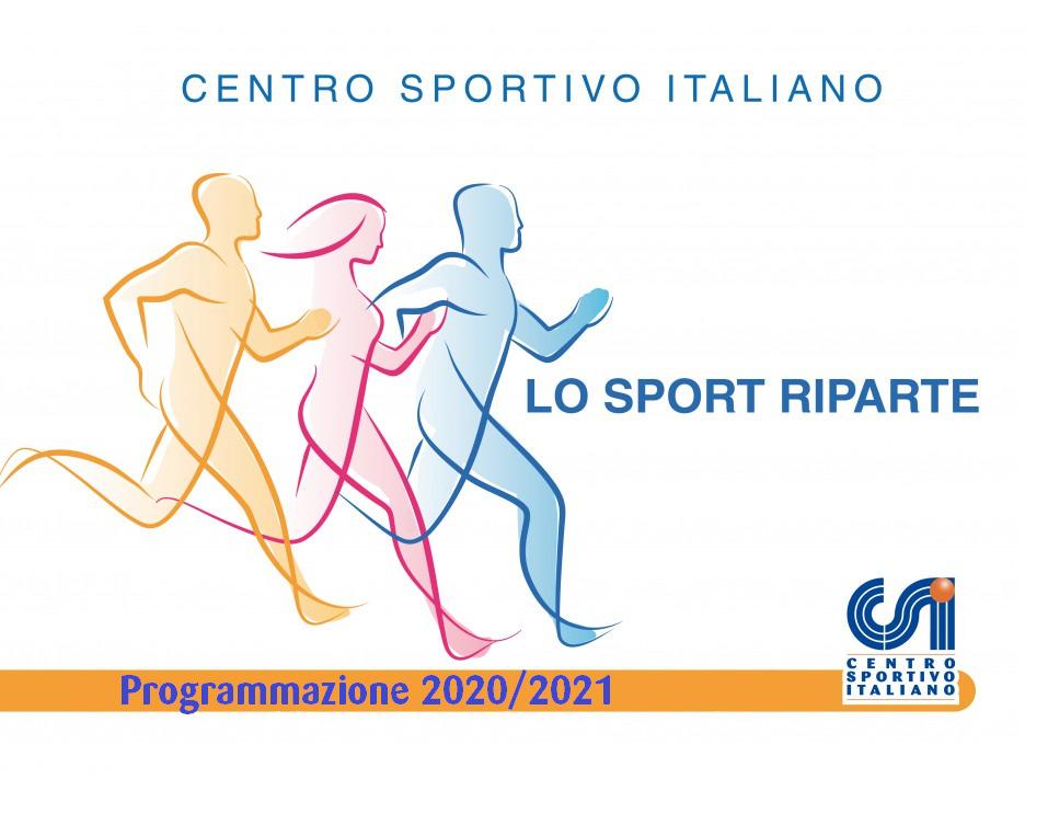 Lo sport riparte… Programmazione 2020/2021